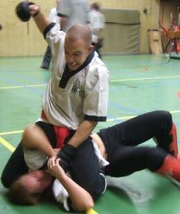 Zelfverdediging met Wing Chun Kung Fu in Arnhem